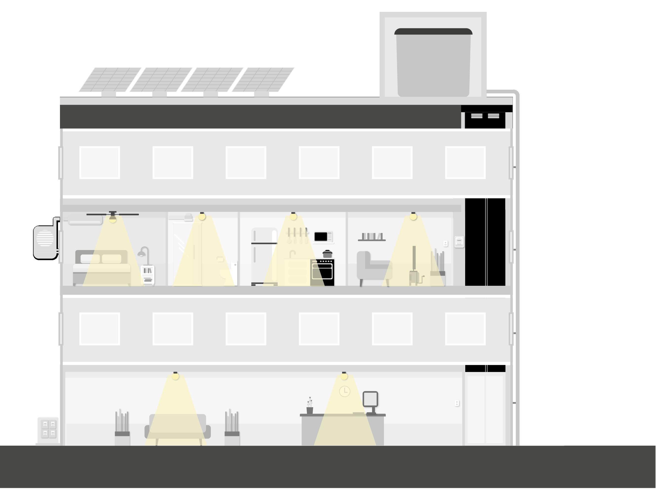 iluminacao residencial